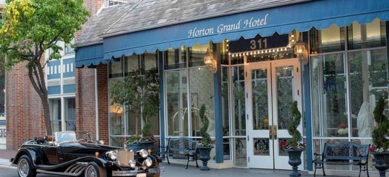 Hotel The Horton Grand: Piscina Calentada SAN DIEGO (CA)