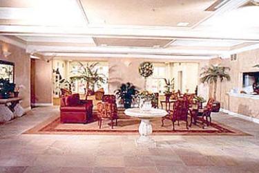 Hotel Lafayette: Lobby SAN DIEGO (CA)