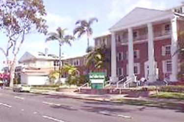 Hotel Lafayette: Extérieur SAN DIEGO (CA)
