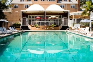 Hotel Lafayette: Piscine Découverte SAN DIEGO (CA)