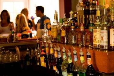 Hotel Lafayette: Bar SAN DIEGO (CA)