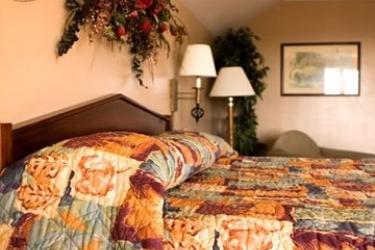 Hotel Lafayette: Schlafzimmer SAN DIEGO (CA)
