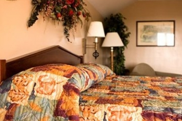 Hotel Lafayette: Bedroom SAN DIEGO (CA)
