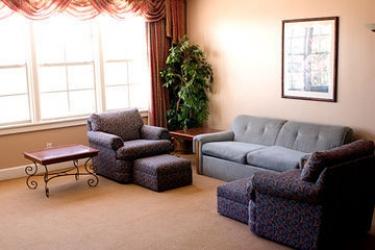 Hotel Lafayette: Suite Room SAN DIEGO (CA)