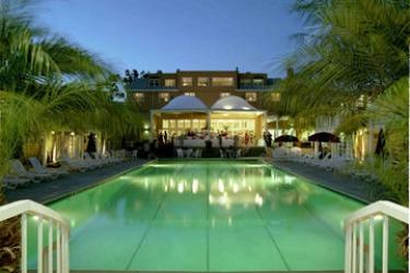 Hotel Lafayette: Swimming Pool SAN DIEGO (CA)