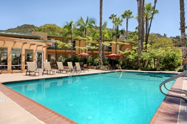 Hotel Best Western Seven Seas Lodge: Swimming Pool SAN DIEGO (CA)
