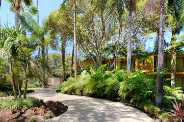 Hotel Best Western Seven Seas Lodge: Außen SAN DIEGO (CA)