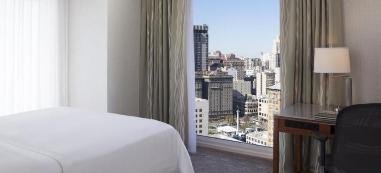 Park Central Hotel San Francisco: Bedroom SAN FRANCISCO (CA)