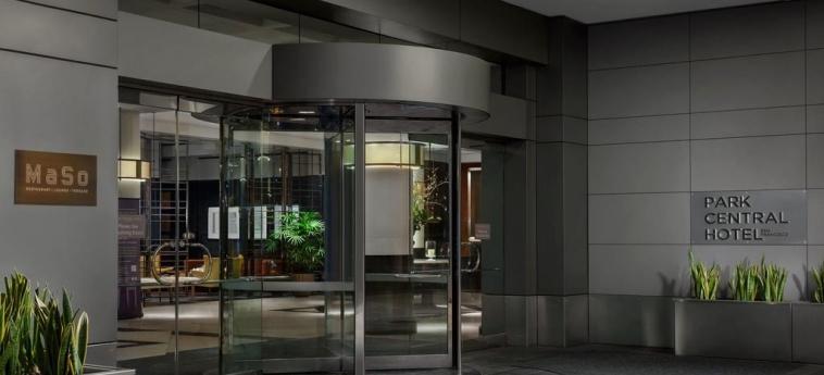 Park Central Hotel San Francisco: Entrance SAN FRANCISCO (CA)