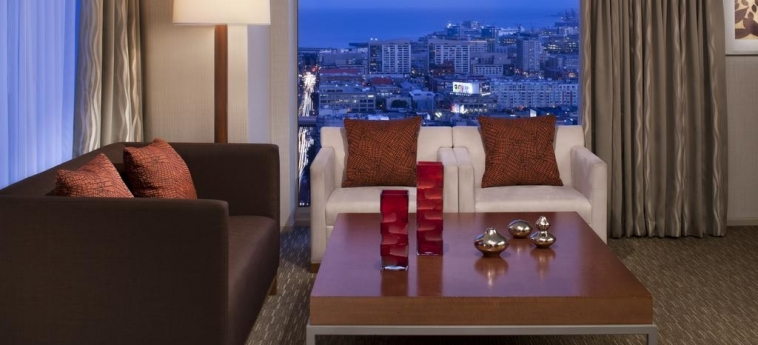 Park Central Hotel San Francisco: Living Room SAN FRANCISCO (CA)
