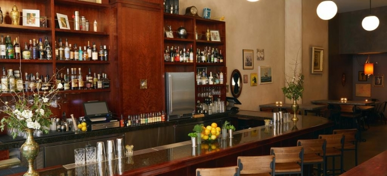 Hotel Tilden: Bar SAN FRANCISCO (CA)