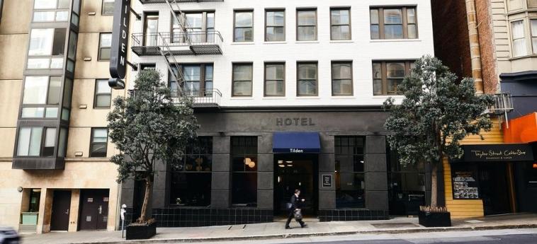 Hotel Tilden: Exterior SAN FRANCISCO (CA)