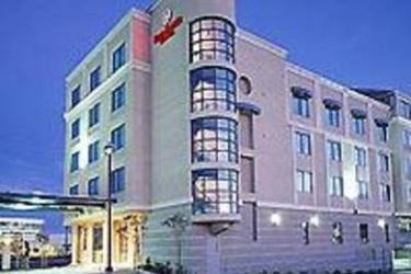 Four Points By Sheraton Hotel & Suites San Francisco Airport: Extérieur SAN FRANCISCO (CA)