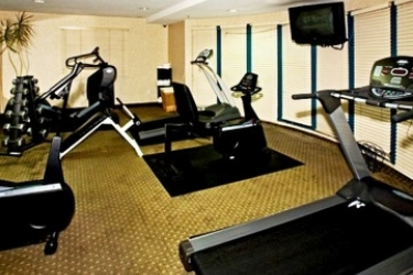 Four Points By Sheraton Hotel & Suites San Francisco Airport: Fitnesscenter SAN FRANCISCO (CA)