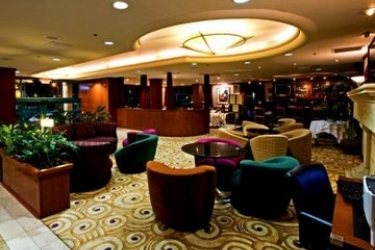 Four Points By Sheraton Hotel & Suites San Francisco Airport: Lobby SAN FRANCISCO (CA)