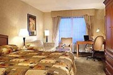 Four Points By Sheraton Hotel & Suites San Francisco Airport: Schlafzimmer SAN FRANCISCO (CA)