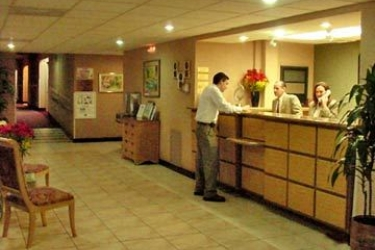 Hotel Holiday Inn Express San Jose Airport: Réception SAN JOSÉ - ALAJUELA