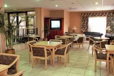 Hotel Holiday Inn Express San Jose Airport: Restaurant SAN JOSÉ - ALAJUELA
