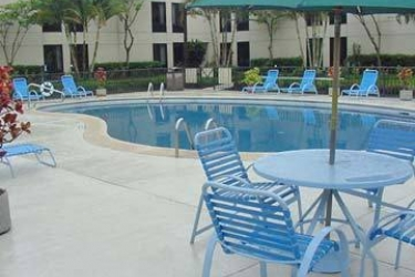 Hotel Holiday Inn Express San Jose Airport: Swimming Pool SAN JOSÉ - ALAJUELA