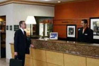Hotel Hampton Inn & Suites By Hilton San Jose-Airport: Hall SAN JOSÉ - ALAJUELA