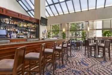 Hotel Embassy Suites Santa Clara Silicon Valley: Bar SAN JOSE (CA)