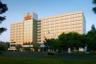 Hotel Embassy Suites Santa Clara Silicon Valley: Exterior SAN JOSE (CA)