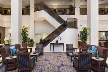Hotel Embassy Suites Santa Clara Silicon Valley: Lobby SAN JOSE (CA)