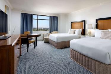 Hotel Fairmont San Jose: Chambre d'amis SAN JOSE (CA)