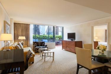 Hotel Fairmont San Jose: Chambre Suite SAN JOSE (CA)
