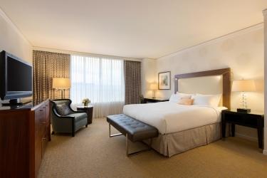 Hotel Fairmont San Jose: Chanbre SAN JOSE (CA)