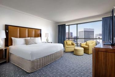 Hotel Fairmont San Jose: Détail de l'hôtel SAN JOSE (CA)