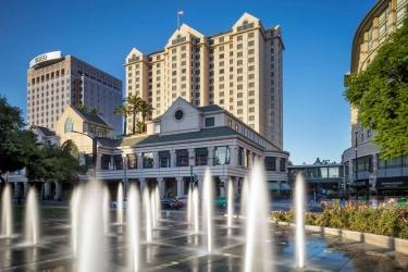 Hotel Fairmont San Jose: Extérieur SAN JOSE (CA)