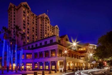 Hotel Fairmont San Jose: Exterieur SAN JOSE (CA)