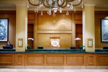 Hotel Fairmont San Jose: Lobby SAN JOSE (CA)
