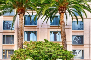 Hotel Fairmont San Jose: Piscine chauffée SAN JOSE (CA)