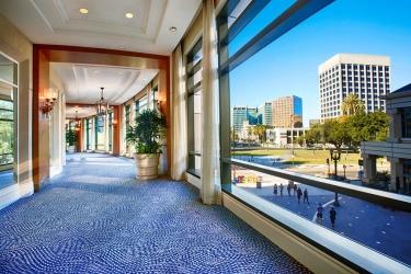 Hotel Fairmont San Jose: Salle de Réunion SAN JOSE (CA)