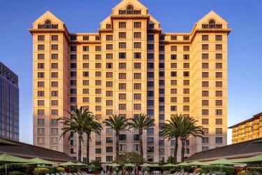 Hotel Fairmont San Jose: Service de l'Hotel SAN JOSE (CA)