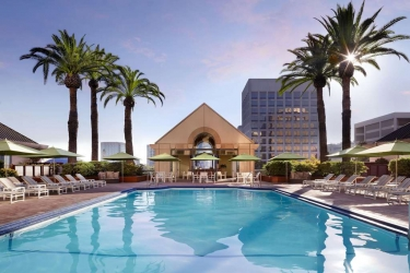 Hotel Fairmont San Jose: Swimming Pool SAN JOSE (CA)