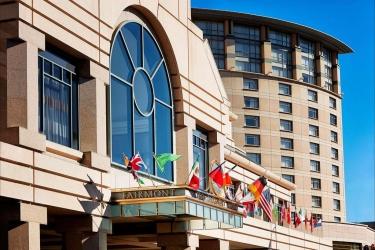Hotel Fairmont San Jose: Außen SAN JOSE (CA)