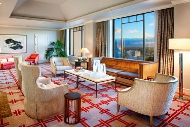 Hotel Fairmont San Jose: Guestroom SAN JOSE (CA)