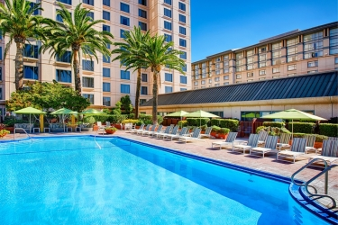 Hotel Fairmont San Jose: Pool SAN JOSE (CA)