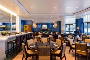 Hotel Fairmont San Jose: Restaurant SAN JOSE (CA)