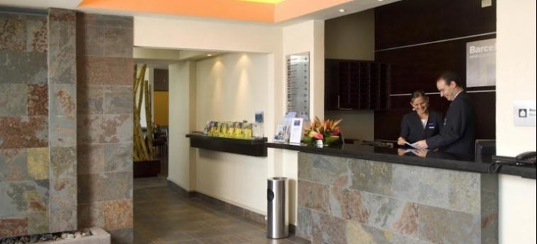 Rincon Del Valle Hotel & Suites: Reception SAN JOSÉ DE COSTA RICA - SAN JOSÉ