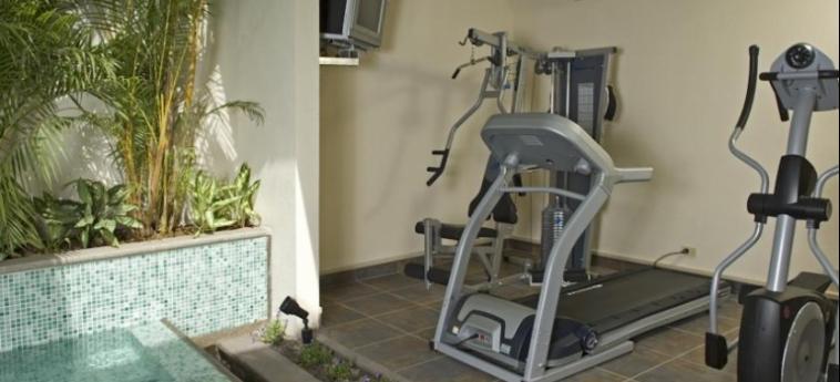 Rincon Del Valle Hotel & Suites: Salle de Gym SAN JOSÉ DE COSTA RICA - SAN JOSÉ