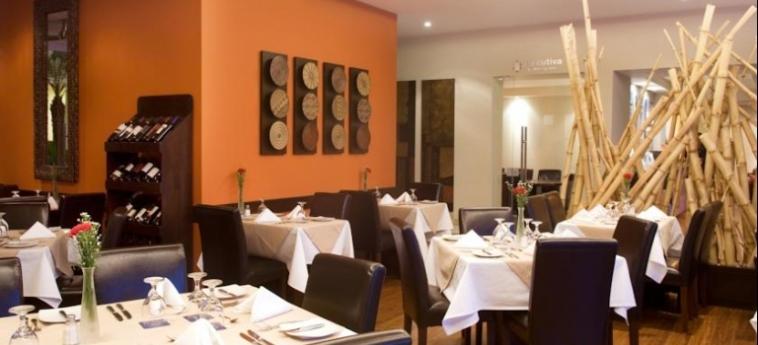 Rincon Del Valle Hotel & Suites: Restaurant SAN JOSÉ DE COSTA RICA - SAN JOSÉ
