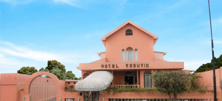 Hotel Vesuvio: Fassade SAN JOSÉ DE COSTA RICA - SAN JOSÉ