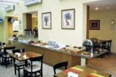 Hotel Howard Johnson Faria Lima: Sala Colazione SAN PAOLO