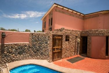 Apart Hotel Parina Atacama: Bains Turcs SAN PEDRO DE ATACAMA