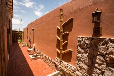 Apart Hotel Parina Atacama: Extérieur SAN PEDRO DE ATACAMA
