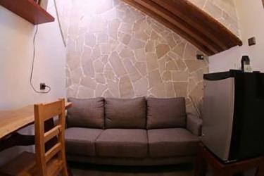 Apart Hotel Parina Atacama: Living area SAN PEDRO DE ATACAMA